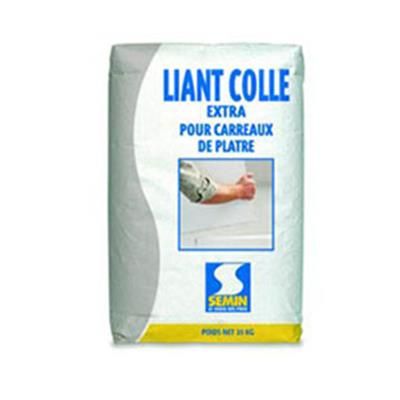 Colle carreau plâtre - Sac 25 kg