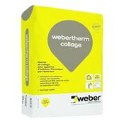 Webertherm collage - Sac 25 kg